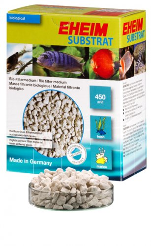 Eheim Substrat 5L Biological Filter Media
