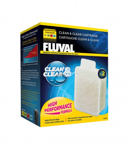 Fluval U Clean and Clear Cartridge
