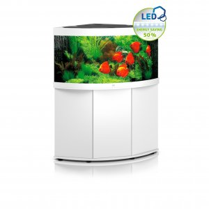 Juwel Trigon 350 LED Aquarium with Cabinet White