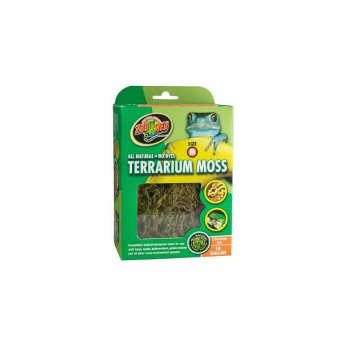 ZooMed Terrarium Moss Large 3.28L