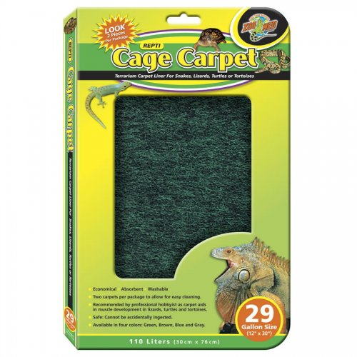 ZooMed Repti Cage Carpet 29 Gal