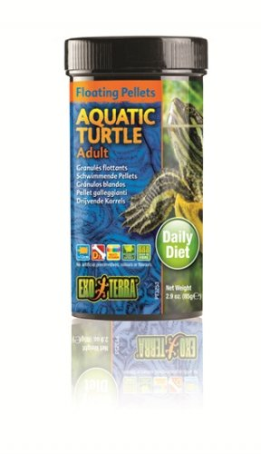 Exo Terra Floating Pellets Adult Turtle 85g