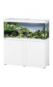 Eheim Vivaline LED 240 Aquarium with Cabinet White