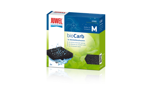 Juwel BioCarb Medium - Active Charcoal Sponge