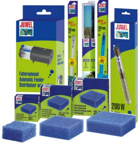 Juwel media, lights & Spares