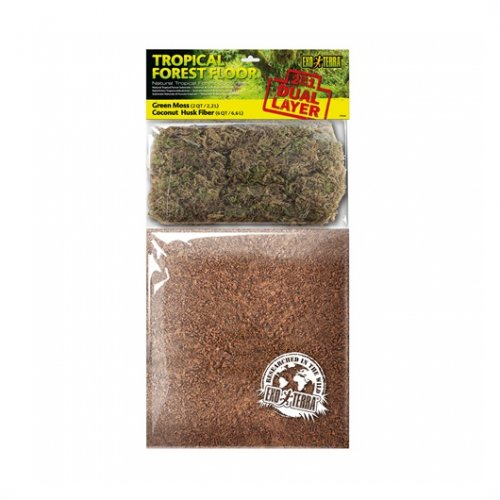 Exo Terra Dual Moss & Coco Husk Substrate Large