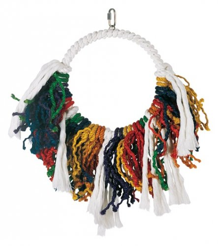 LIving World Junglewood Dream Catcher Bird Toy