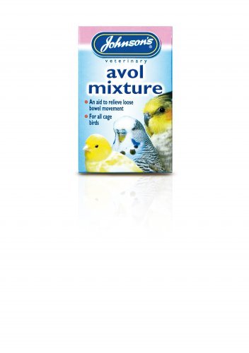 Johnson's Avol Mixture 15ml