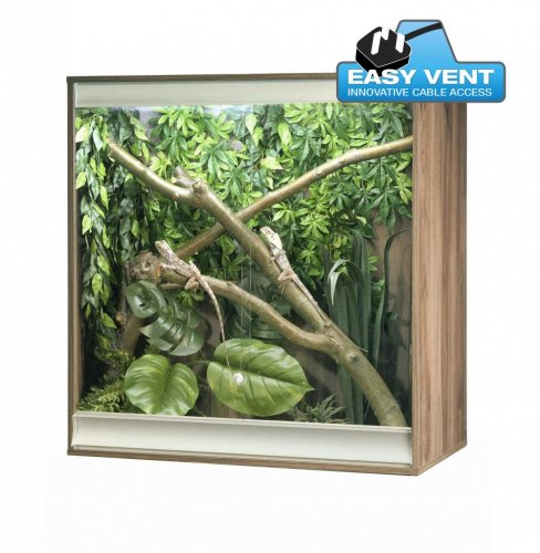 Viva+ Arboreal Vivarium Medium Walnut