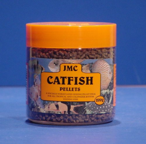JMC Catfish Pellets 400g