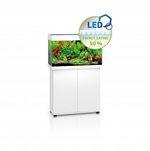 Juwel Rio 125 LED Aquarium with Cabinet White