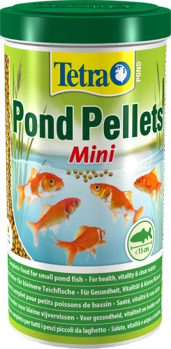 Tetra Pond Mini Pellets 260g / 1L