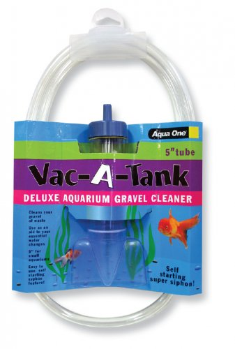 Aqua One Vac-A-Tank Gravel Cleaner 5in / 12.5cm