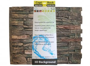 Aqua One CopiRock Background Stack Stone 60x48cm