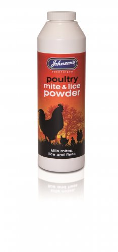 Johnson's Poultry Mite & Lice Powder 250g
