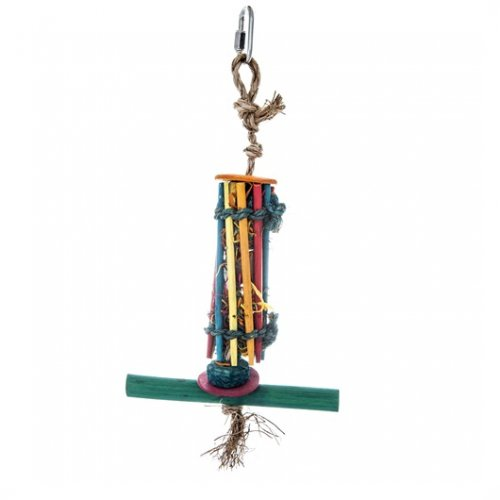 HARI Rustic Treasure Chopstick Bird Toy