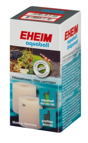 Eheim Aquaball & Biopower Filter Cartridges