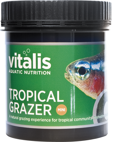 Vitalis Tropical Grazer Mini 110g