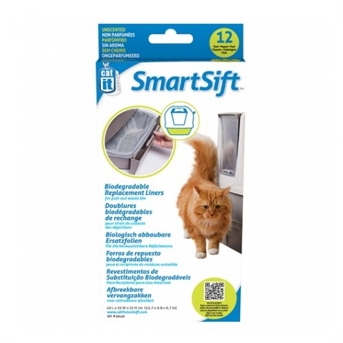 Catit SmartSift Replacement Liner (Pull Out Waste Bin)