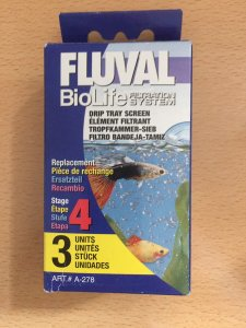 Fluval BioLife Drip Tray Screen