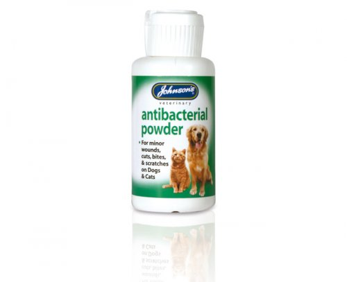 Johnsons Antibacterial Powder 20g