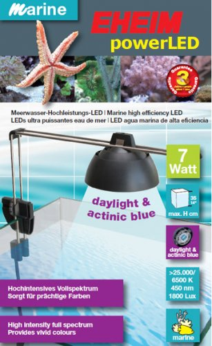 Eheim PowerLED Daylight & Actinic Blue Marine Water
