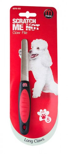 Mikki Pet Nail File
