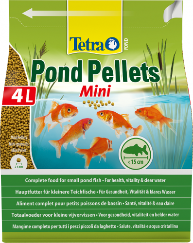 Tetra Pond Mini Pellets 1050g / 4L