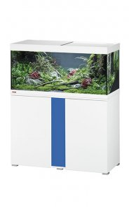 Eheim Vivaline LED 180 Aquarium with Cabinet White with Sky Panel