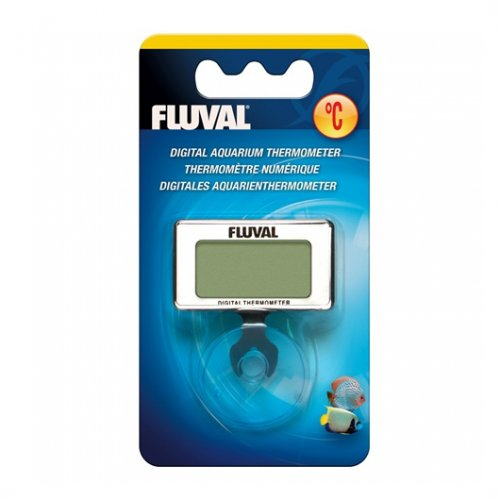 Fluval Digital Aquarium Thermometer