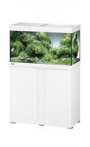 Eheim Vivaline LED 126 Aquarium with Cabinet White