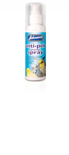 Johnson's Anti-Pek Spray 100ml
