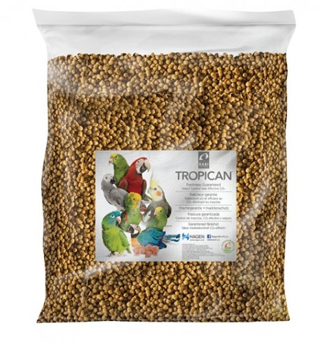 Hari Tropican Cockatiel High Performance Granules 9.07kg