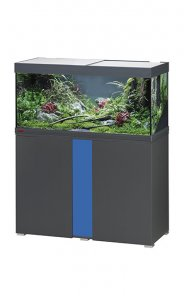 Eheim Vivaline LED 180 Aquarium with Cabinet Anthracite with Sky Panel