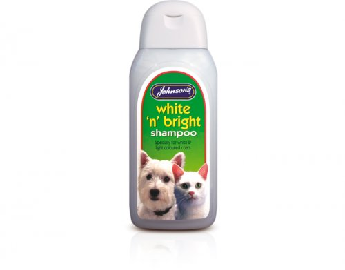 Johnsons White N Bright Shampoo 200ml