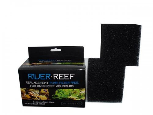 River Reef 48 Coarse Foam Pack Of 2