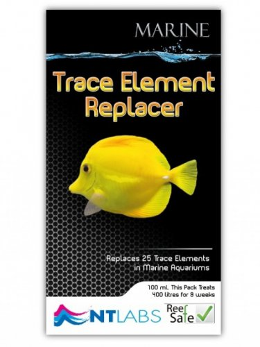 NT Labs Marine Trace Element Replacer 100ml