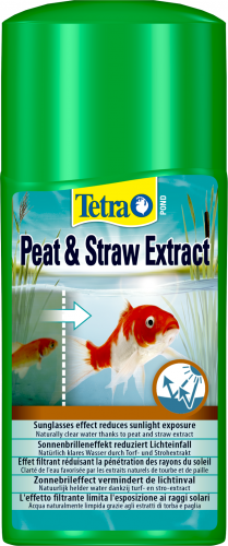 Tetra Pond Peat & Straw Extract 250ml