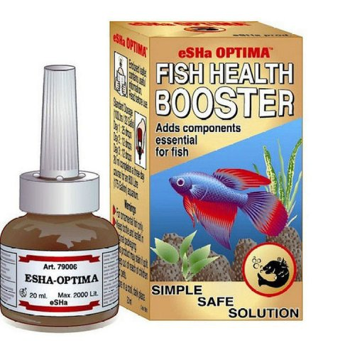 Esha Optima Fish Health Booster