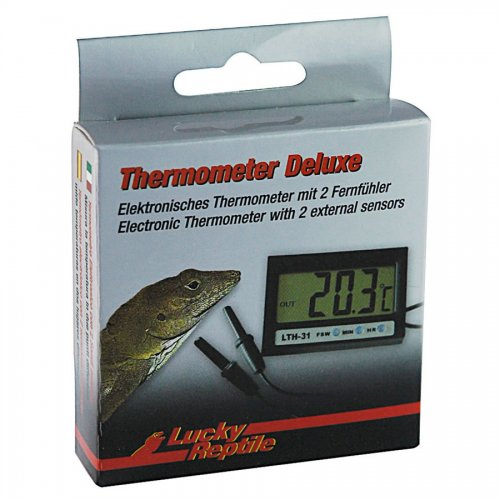 Lucky Reptile Therometer Deluxe LTH31