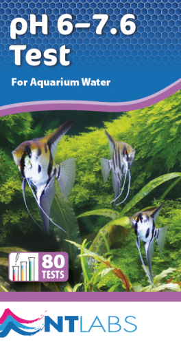 NT Labs Aquarium Lab pH Narrow 6.0-7.6 Test Kit