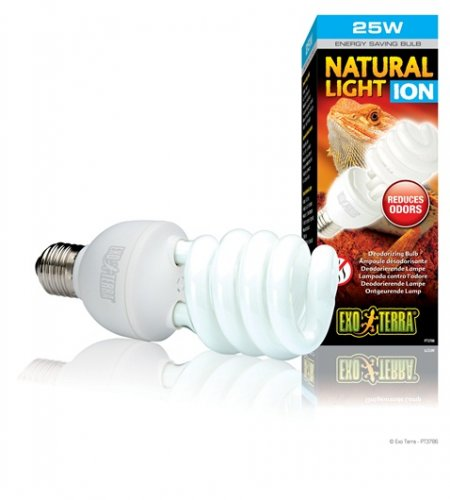 Exo Terra Natural Light Ion 25w