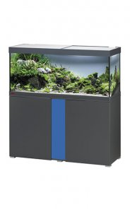 Eheim Vivaline LED 240 Aquarium with Cabinet Anthracite with Sky Panel