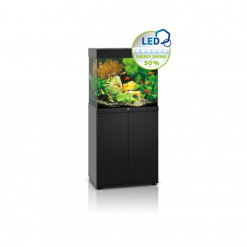 Juwel Lido 120 LED Aquarium with Cabinet Black