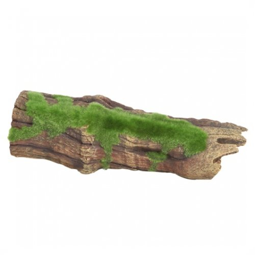 Fluval Decor Brown Driftwood with Moss Med 22.5cm