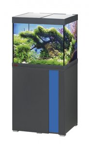 Eheim Vivaline LED 150 Aquarium with Cabinet Anthracite with Sky Panel