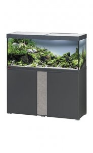 Eheim Vivaline LED 240 Aquarium with Cabinet Anthracite with Urban Panel