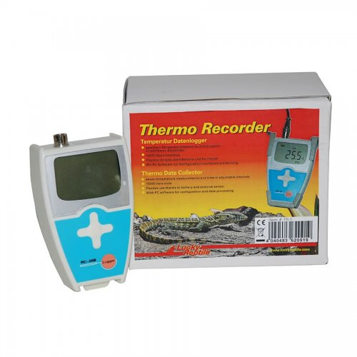 Lucky Reptile Thermo Recorder Data Logger TR1