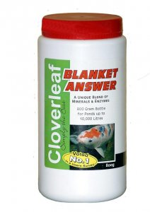 Cloverleaf Blanket Weed Answer