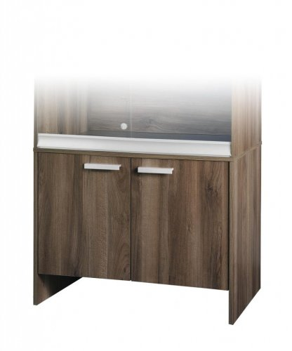 Viva Cabinet Medium Walnut